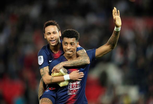 Sau ba lần trì hoãn, PSG cũng đăng quang chức vô địch Pháp - Ảnh 1.