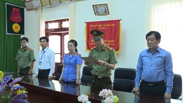 Sơn La: Xem xét kỷ luật 100  đảng viên và 1 tổ chức Đảng liên quan tới gian lận thi - Ảnh 2.