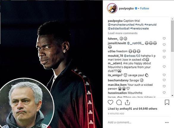 Pogba thắng Mourinho nhưng không thể thắng chính mình - Ảnh 2.