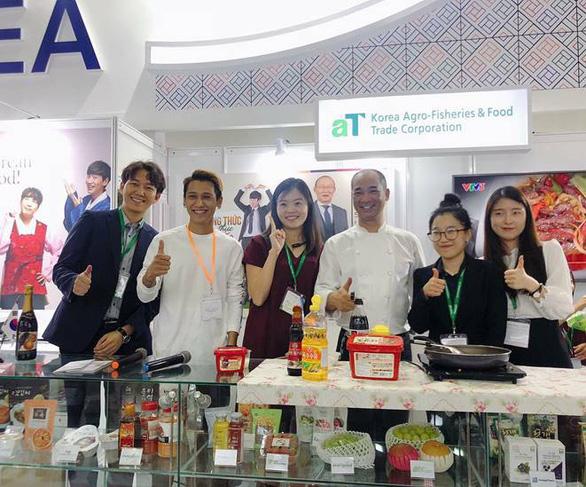 Hàn Quốc - Tham gia triển lãm FHV Việt Nam - Ảnh 1.