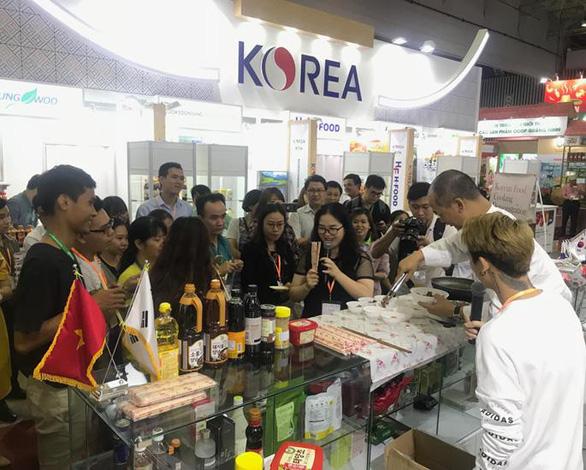 Hàn Quốc - Tham gia triển lãm FHV Việt Nam - Ảnh 2.