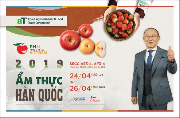 Hàn Quốc - Tham gia triển lãm FHV Việt Nam - Ảnh 3.