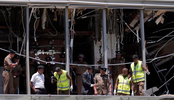 Khủng bố liên hoàn ở Sri Lanka, cuộc tắm máu diễn ra chỉ trong 20 phút - Ảnh 1.