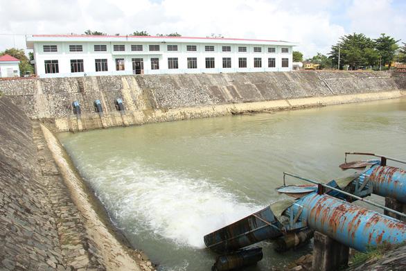 Đà Nẵng yêu cầu thủy điện vận hành theo tình hình hạn mặn ở hạ du - Ảnh 2.