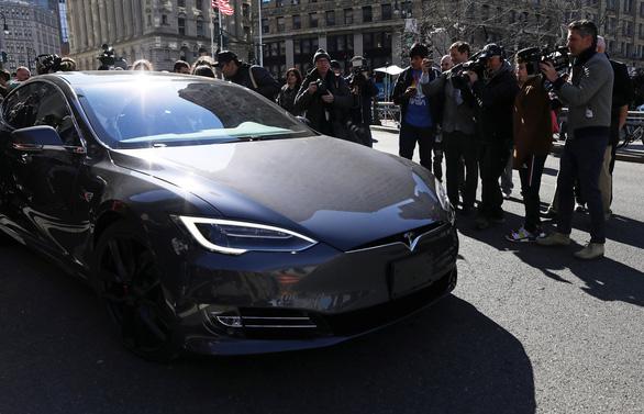 Taxi robot của Tesla mang lại thu nhập cho chủ xe 30.000 USD/năm? - Ảnh 2.