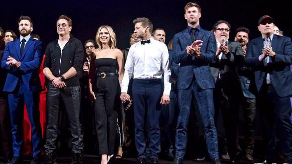 Giới phê bình ngây ngất sau khi xem Avengers: Endgame - Ảnh 4.