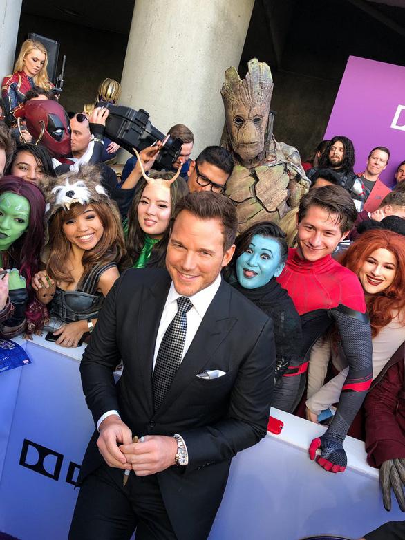 Giới phê bình ngây ngất sau khi xem Avengers: Endgame - Ảnh 8.