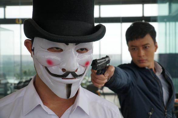 Hồng Đăng lại làm cảnh sát của Cảnh sát hình sự series mới: Mê cung - Ảnh 2.