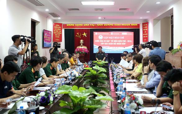 70 tay đua tham dự Cuộc đua xe đạp Về Điện Biên Phủ 2019 - Ảnh 1.