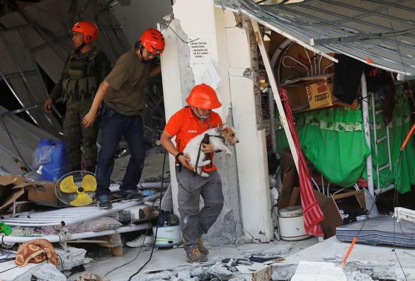 Philippines: động đất chồng động đất, 600 dư chấn, thương vong tăng nhanh - Ảnh 1.