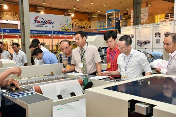 Đón cơ hội phát triển ngành nhựa, đóng gói và in ấn - Ảnh 1.