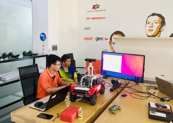 Trường đại học sở hữu phòng lab SAP Next-Gen tại miền Bắc - Ảnh 1.
