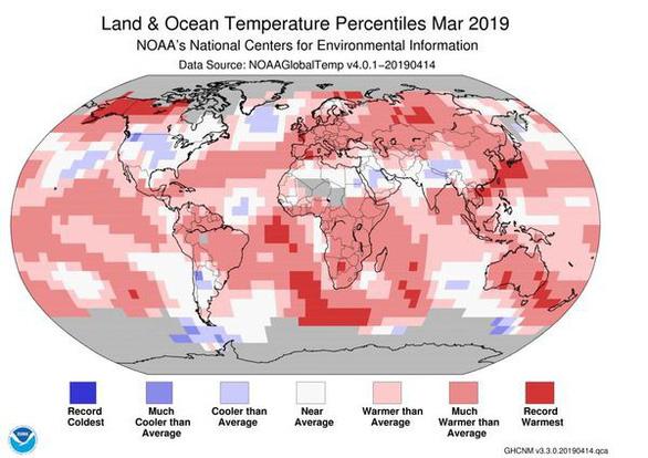 Tại sao mùa nóng năm 2019 lại nóng khác thường? - Ảnh 2.