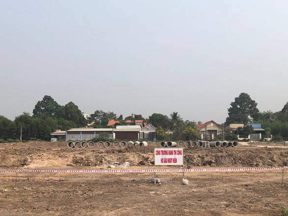 Gần ngày khởi công, đất quanh sân bay Long Thành lại bật tăng - Ảnh 3.
