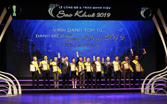 VNPAY được vinh danh trong TOP 10 Sao Khuê 2019 - Ảnh 4.