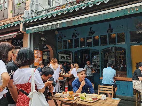 5 lý do khiến du khách muốn đến Singapore ngay lập tức - Ảnh 9.