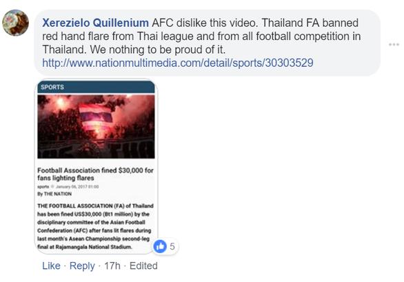 CĐV Đông Nam Á lạnh người với cảnh pháo sáng mù mịt ở V-League - Ảnh 4.