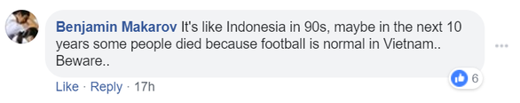CĐV Đông Nam Á lạnh người với cảnh pháo sáng mù mịt ở V-League - Ảnh 3.