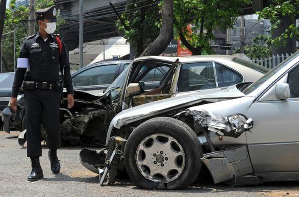 Thái Lan muốn xử người say lái xe theo tội giết người - Ảnh 1.