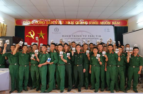 Kiến tạo chí hướng lớn cho thanh niên Việt - Ảnh 3.