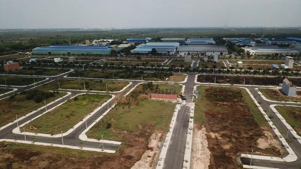 Làn sóng chuyển đất công nghiệp sang đất ở - Ảnh 1.