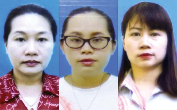 Gian lận thi cử tại Hòa Bình: bắt 3 giáo viên nâng điểm tự luận - Ảnh 1.