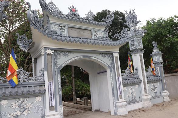 Phạt sư trụ trì chùa 20 triệu đồng vì xây dựng xâm phạm di tích - Ảnh 2.