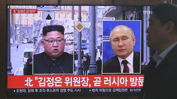 Một túi nguyện vọng ông Kim Jong Un mang sang Nga gồm những gì? - Ảnh 1.