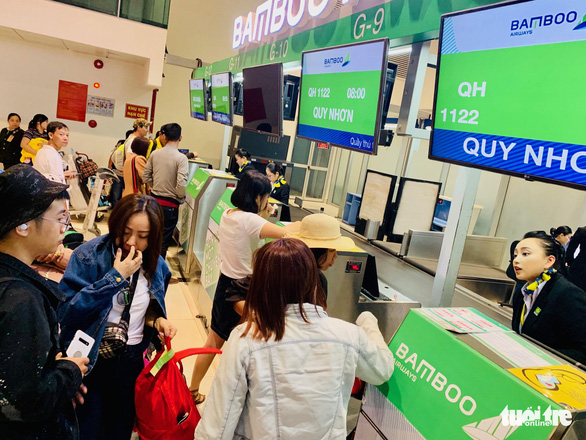 Bamboo Airways tố Vietnam Airlines chơi xấu, thông tin sai sự thật - Ảnh 1.