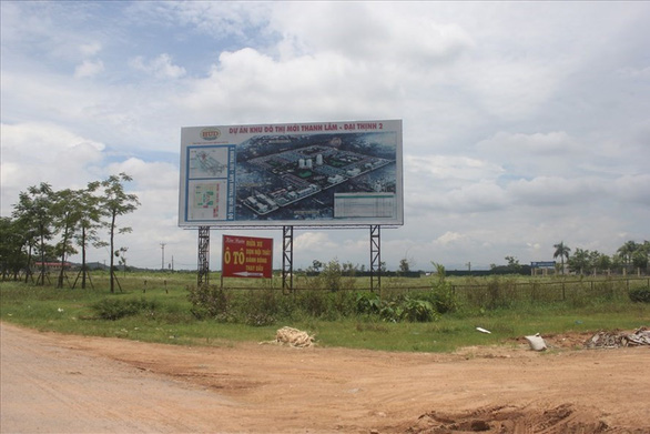 Thủ tướng chỉ thị thu hồi dự án bất động sản bỏ hoang - Ảnh 1.
