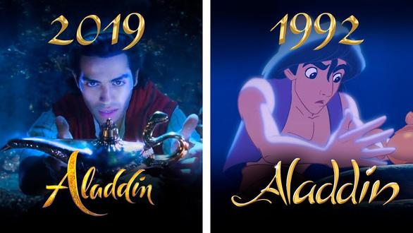 Doremon, Pikachu, Aladdin... đồng loạt trở lại khởi động mùa phim hè - Ảnh 10.