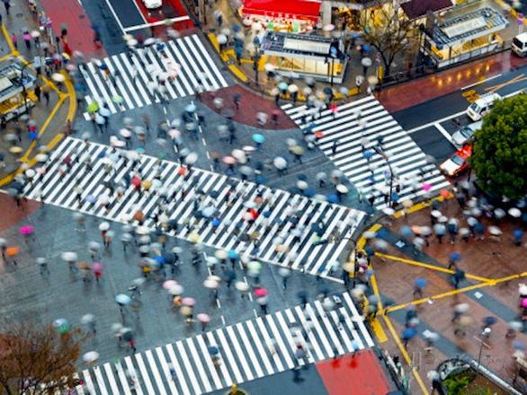 Sầm uất Shibuya - Ảnh 6.