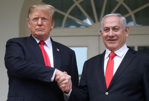 Đặt tên Donald Trump cho khu định cư Do Thái trên cao nguyên Golan - Ảnh 1.