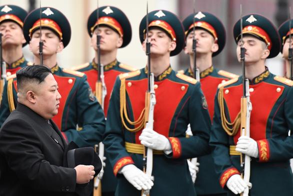 Ngoại giao hạt nhân Kim Jong Un - Putin - Ảnh 1.