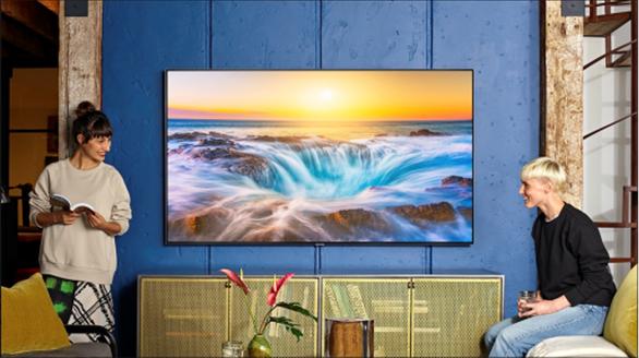 QLED 8K: Chuẩn mực mới cho tương lai TV - Ảnh 1.