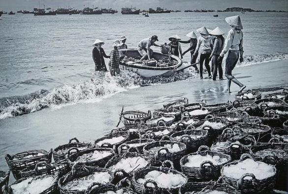 Ảnh biển đảo đẹp đến ngỡ ngàng trên phố đi bộ Nguyễn Huệ - Ảnh 4.