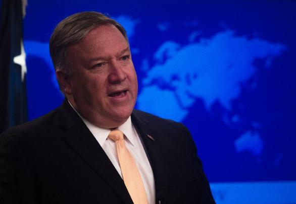 Ngoại trưởng Mỹ nói tiến trình đàm phán với Triều Tiên 'gập ghềnh' - Ảnh 1.