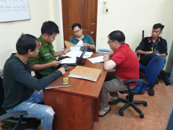 Tạm giữ 22 người liên quan đường dây đánh bạc qua trang web Fxx88.com - Ảnh 1.