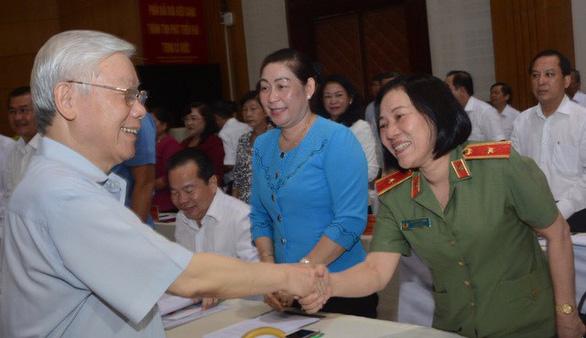 Tổng bí thư, Chủ tịch nước Nguyễn Phú Trọng sẽ sớm trở lại làm việc - Ảnh 1.
