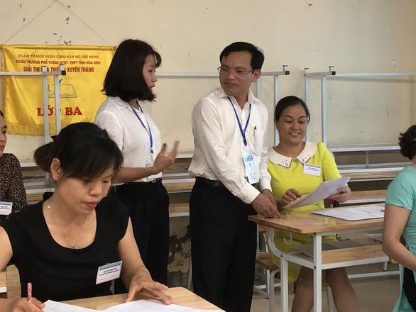 Thi THPT quốc gia 2019: 12 học viện, trường đại học đến Sơn La, Hòa Bình, Hà Giang - Ảnh 1.