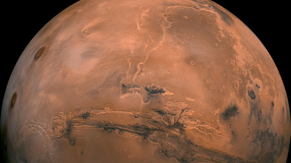Phi hành gia lên sao Hỏa phải mang… kính bơi - Ảnh 1.