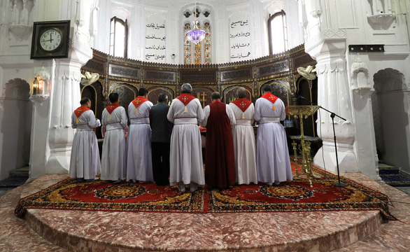Sri Lanka đóng cửa toàn bộ nhà thờ Công giáo vì sợ khủng bố - Ảnh 1.