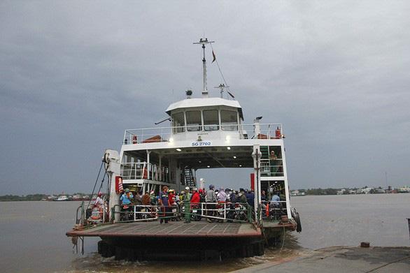 TP.HCM, Đồng Nai phối hợp đẩy nhanh tiến độ xây cầu Cát Lái - Ảnh 1.
