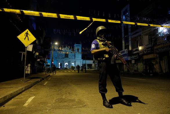 Sri Lanka đóng cửa toàn bộ nhà thờ Công giáo vì sợ khủng bố - Ảnh 2.