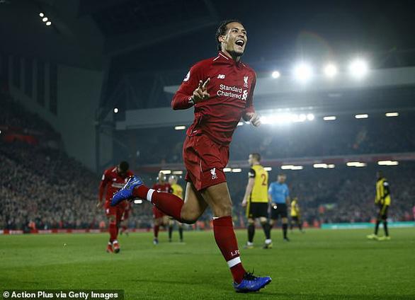 M.C và Liverpool thống trị đội hình tiêu biểu Premier League - Ảnh 2.