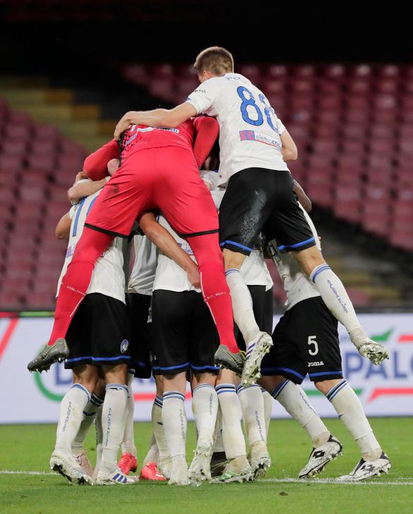 Atalanta góp mặt ở chung kết Cúp quốc gia Ý lần đầu tiên sau 23 năm - Ảnh 1.