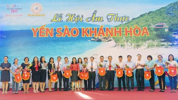 Yến sào Khánh Hòa đồng hành với  Festival Biển Nha Trang - Khánh Hòa 2019 - Ảnh 1.