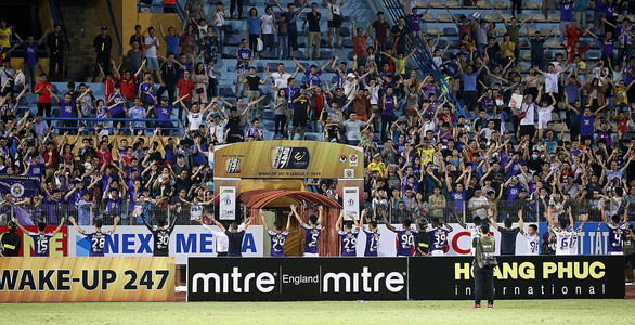 Vòng 7 V-League 2019: sân Hàng Đẫy được xóa án phạt - Ảnh 1.