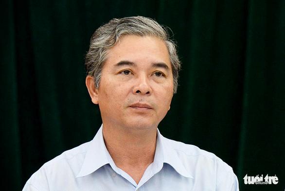 Giới thiệu phó giám đốc Công an TP.HCM để bầu làm phó chủ tịch UBND TP - Ảnh 2.
