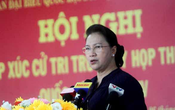 Chủ tịch Quốc hội thông tin về sức khỏe Tổng bí thư, Chủ tịch nước Nguyễn Phú Trọng - Ảnh 2.